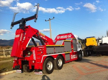 Recovery – Tow Trucks