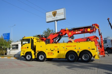 ER-105.000 K-3 & 420-C Recovery – Tow Trucks