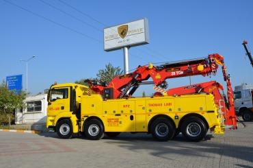 ER-105.000 K-3 & 420-C Grues dépanneuses