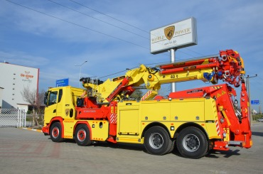 ER-122.000 L-4 & 420-C ''New'' Recovery – Tow Trucks