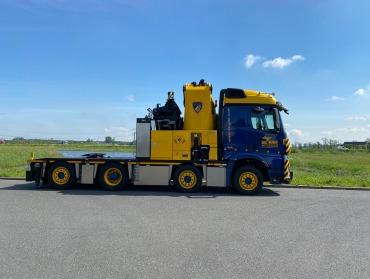 ER-172.000 EA-9 '' NEW MODEL'' Knuckle Boom Cranes