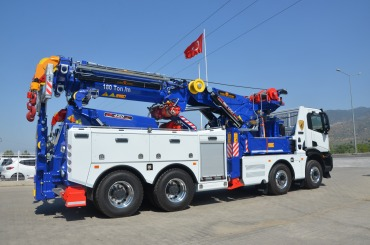 ER-182.000 L-4 & 420-C ''NEW MODEL'' Recovery – Tow Trucks