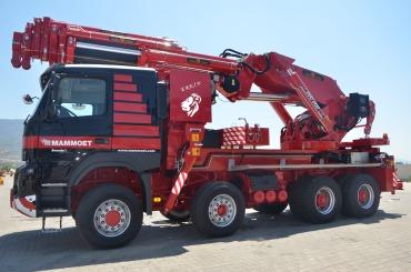 ER-200.000 L-6+1  ''NEW MODEL'' Knuckle Boom Cranes