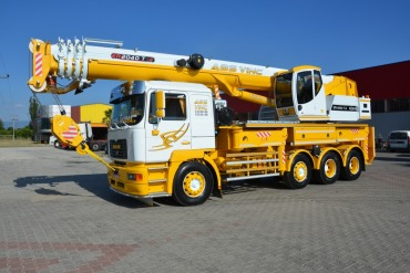 ER-2040 T4 ''New'' Telescopic Boom Cranes