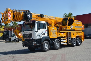 ER-2055 T-4-1''New'' Telescopic Boom Cranes