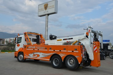 ER-422 T-1 Recovery – Tow Trucks