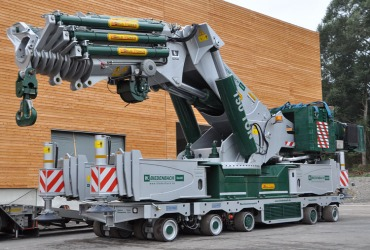 ER-450.000-LP Knuckle Boom Cranes