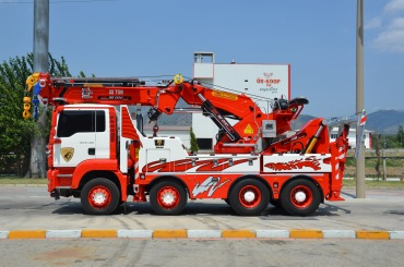 ER-95.000 L-3 & 418C-K Recovery – Tow Trucks