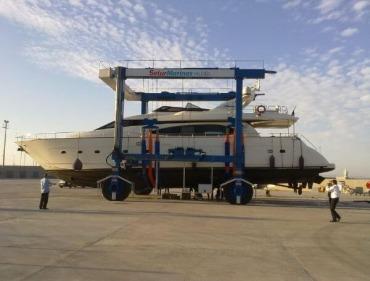 Marina Liftler Marine Uygulamaları