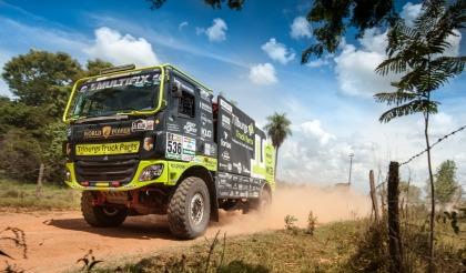 2017 Dakar Resmi Sponsoru World Power